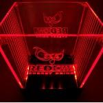 Balde de LED RED Owl