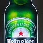 Display Garrafa Heineken