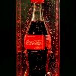 Expositor Coca-Cola no Gel