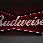 Painel Budweiser