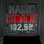 Display Rádio Cidade - RJ