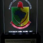 Display Prefeitura de Palmitinho