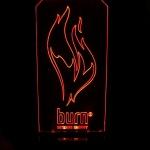 Display Burn Energy Drink
