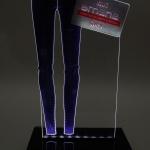 Display Jeans Emana - Grupo Solvay - Rhodia