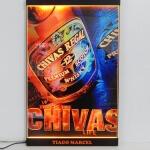 Painel de LED Chivas Personalizado