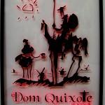 Painel Quadro Dom Quixote
