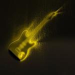 Painel Guitarra Skol