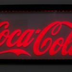 Painel Quadro Coca-Cola