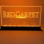 Display Red Carpet