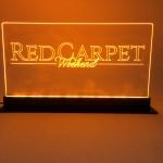 Display Red Carpet