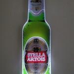 Display Garrafa Stella Artois