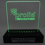 Troféu de LED prolia