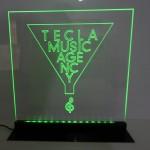 Display Tecla Music