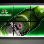 Painel Heineken Fracionado