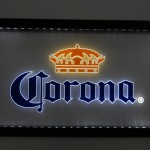Painel Quadro de Led Corona