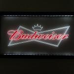 Painel Quadro Budweiser 2