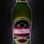 Display Garrafa Cerveja Amazônia