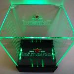 Balde de LED Heineken