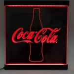 Display Coca Cola em 3D