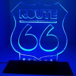 Display Route 66