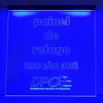Painel de refugo CDD São José