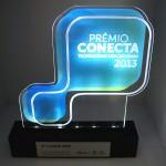Troféu Prêmio Conecta